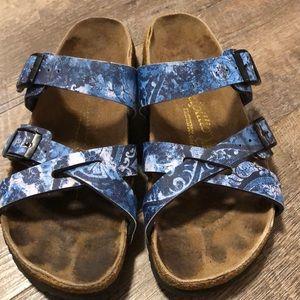 Birkenstock's Papillio women's sandals.